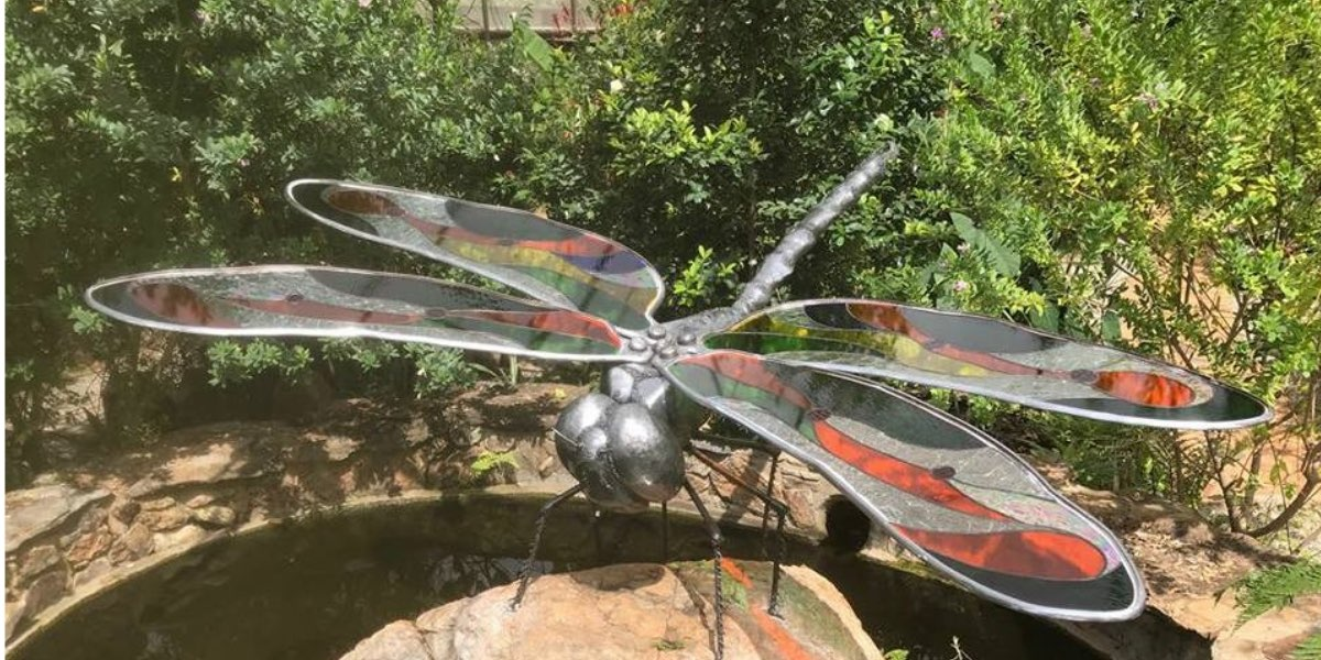 Delightful_Glass_Works_Mpumalanga_Dragonfly